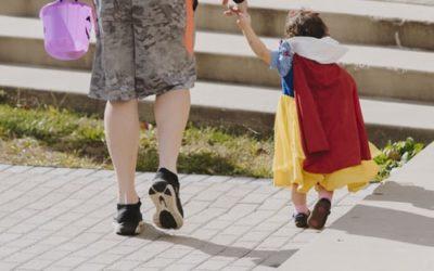 Preparing Your Autistic Child for Halloween